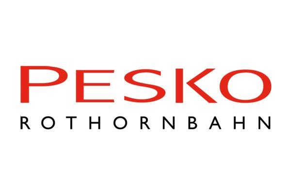 Logo Pesko Rothornbahn